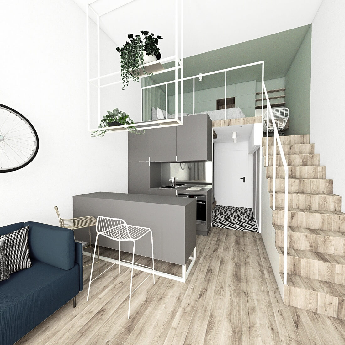 Mikro Mieszkanie Dla Pary