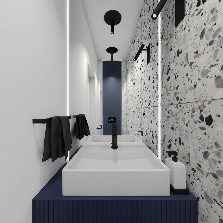 Inspiracja na małą łazienkę